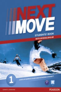 Next Move 1 Students' Book & MyLab Pack - 2886154204