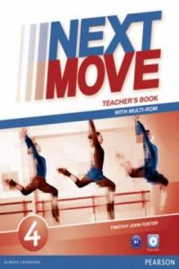 Next Move 4 Teacher's Book & Multi-ROM Pack - 2837309898