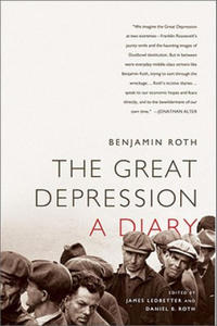 Great Depression: A Diary - 2842738777