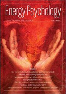 Energy Psychology Journal - 2826951617