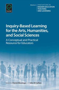 Inquiry-Based Learning for the Arts, Humanities and Social S - 2854329406