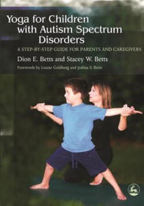 Yoga for Children with Autism Spectrum Disorders - 2854329747