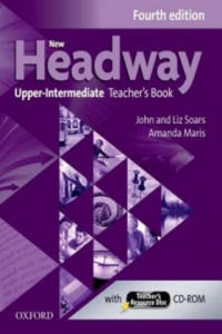 New Headway: Upper-intermediate Fourth Edition: Teacher's Book + Teacher's Resource Disc - 2836770802