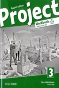 Project 4e 3 Workbook & CD & Online Practice Pack - 2826632935