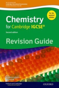 Complete Chemistry for Cambridge IGCSE Revision Guide - 2847097863