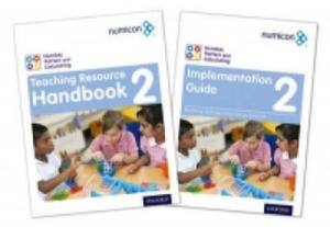 Numicon: Number, Pattern and Calculating 2 Teaching Pack - 2881922543