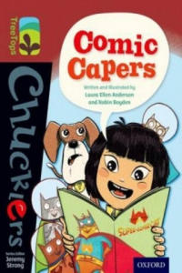 Oxford Reading Tree TreeTops Chucklers: Level 15: Comic Capers - 2854330507