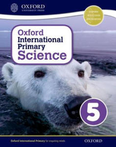 Oxford International Primary Science: Stage 5: Age 9-10: Student Workbook 5 - 2854330556