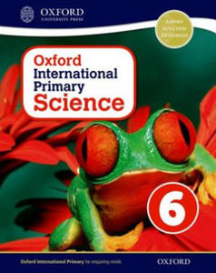 Oxford International Primary Science: Stage 6: Age 10-11: Student Workbook 6 - 2854330557