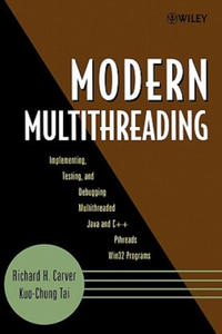 Modern Multithreading - 2893472115