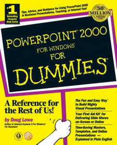 PowerPoint 2000 for Windows For Dummies - 2838785485