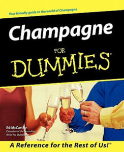 Champagne For Dummies - 2850282952