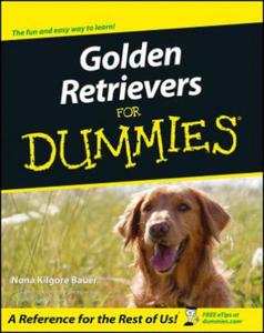 Golden Retrievers for Dummies - 2843906047