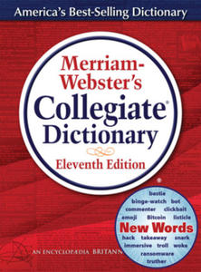 Merriam-Webster's Collegiate Dictionary, Eleventh Edition - 2826638067