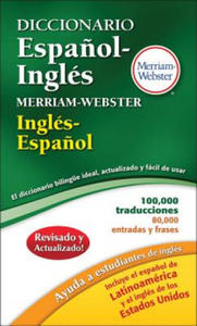 Merriam-Webster Spanish English Dictionary - 2868919006