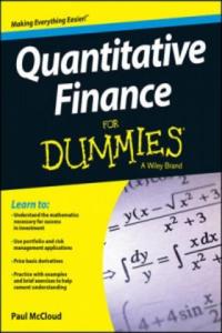Quantitative Finance For Dummies - 2869684002