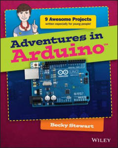 Adventures in Arduino - 2826680044