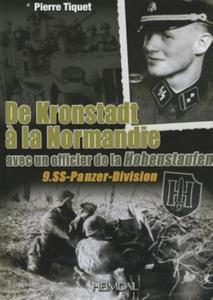 De Kronstadt a La Normandie Avec Un Officier De La Hohenstaufen - 2869366150