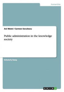 Public administration in the knowledge society - 2894122258