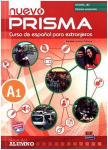 Nuevo Prisma A1 Student's Book Plus Eleteca - 2847098435