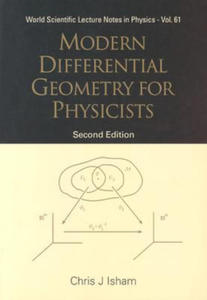 Modern Differential Geometry For Physicists (2nd Edition) - 2843502731