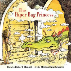 Paper Bag Princess - 2834142818