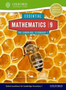 Essential Mathematics for Cambridge Secondary 1 Stage 9 Pupil Book - 2874286548
