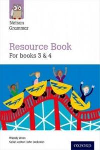 Nelson Grammar Resource Book Year 3-4/P4-5 - 2904954906