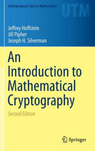 Introduction to Mathematical Cryptography - 2835876324