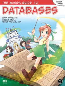 Manga Guide to Databases - 2843491263
