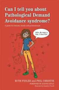 Can I tell you about Pathological Demand Avoidance syndrome? - 2854337099