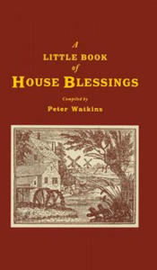 Little Book of House Blessings - 2850431395
