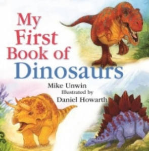 My First Book of Dinosaurs - 2854338346