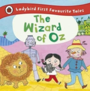 Wizard of Oz: Ladybird First Favourite Tales - 2854235238