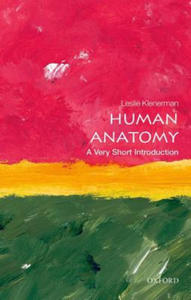 Human Anatomy: A Very Short Introduction - 2854256804