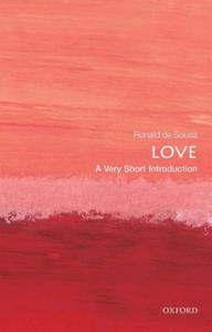 Love: A Very Short Introduction - 2854338465