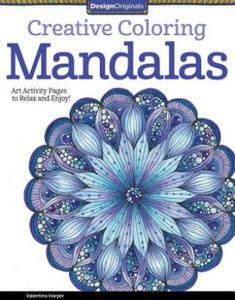 Creative Coloring Mandalas - 2880449098