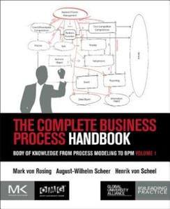 Complete Business Process Handbook - 2854338767