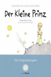 Der Kleine Prinz. Die Originalausgabe - 2826838742