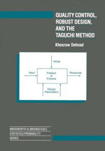 Quality Control, Robust Design, and the Taguchi Method - 2840812435