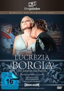 Lucrezia Borgia - Die Tochter des Papstes, 1 DVD - 2843491366