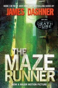 The Maze Runner. Die Auserw�hlten - Im Labyrinth, englische Ausgabe - 2826752558