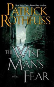 The Wise Man's Fear. Die Furcht des Weisen, englische Ausgabe - 2826889054