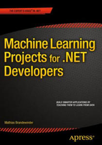 Machine Learning Projects for .NET Developers - 2837509662