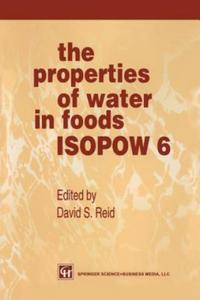Properties of Water in Foods ISOPOW 6 - 2861941498