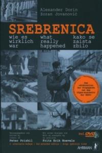 Srebrenica - wie es wirklich war, m. DVD - 2843496011