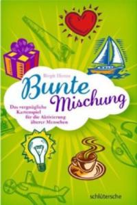 Bunte Mischung (Kartenspiel). Tl.1 - 2843496531