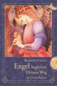 Engel begleiten deinen Weg, 44 Engelkarten - 2826717232