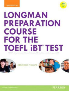 Longman Preparation Course for the TOEFTl iBT Test, with Myenglishlab and Online Access to Mp3 Files and Online Answer Key - 2854339858