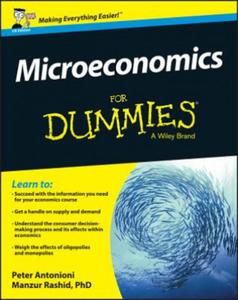 Microeconomics For Dummies - UK - 2884486902